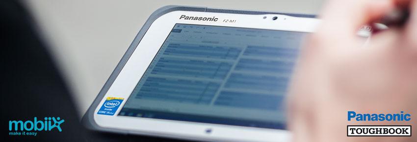 Panasonic fz-m1