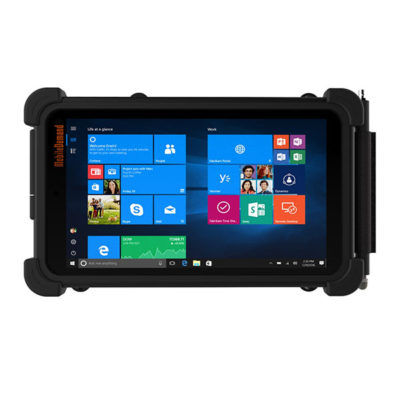 Mobiix rugged tablet mobiledemand Flex8a
