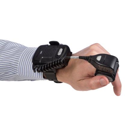Honeywell 8670 finger scanner