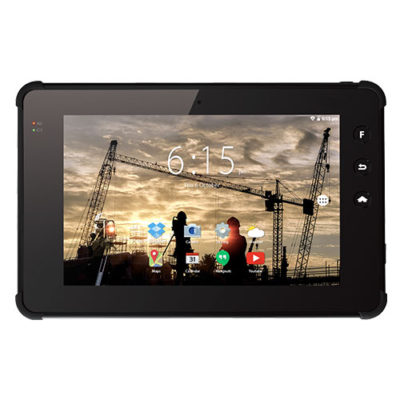 Rugged tablet Gen2Wave da 7 pollici con sistema operativo Android o windows 10