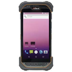 smarphone rugged, athesi RT55, mobiix