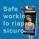 """Bando """"Safe working - Io riapro sicuro"""": l'occasione giusta per dotarsi del Face, Fever & Mask Detection System."""